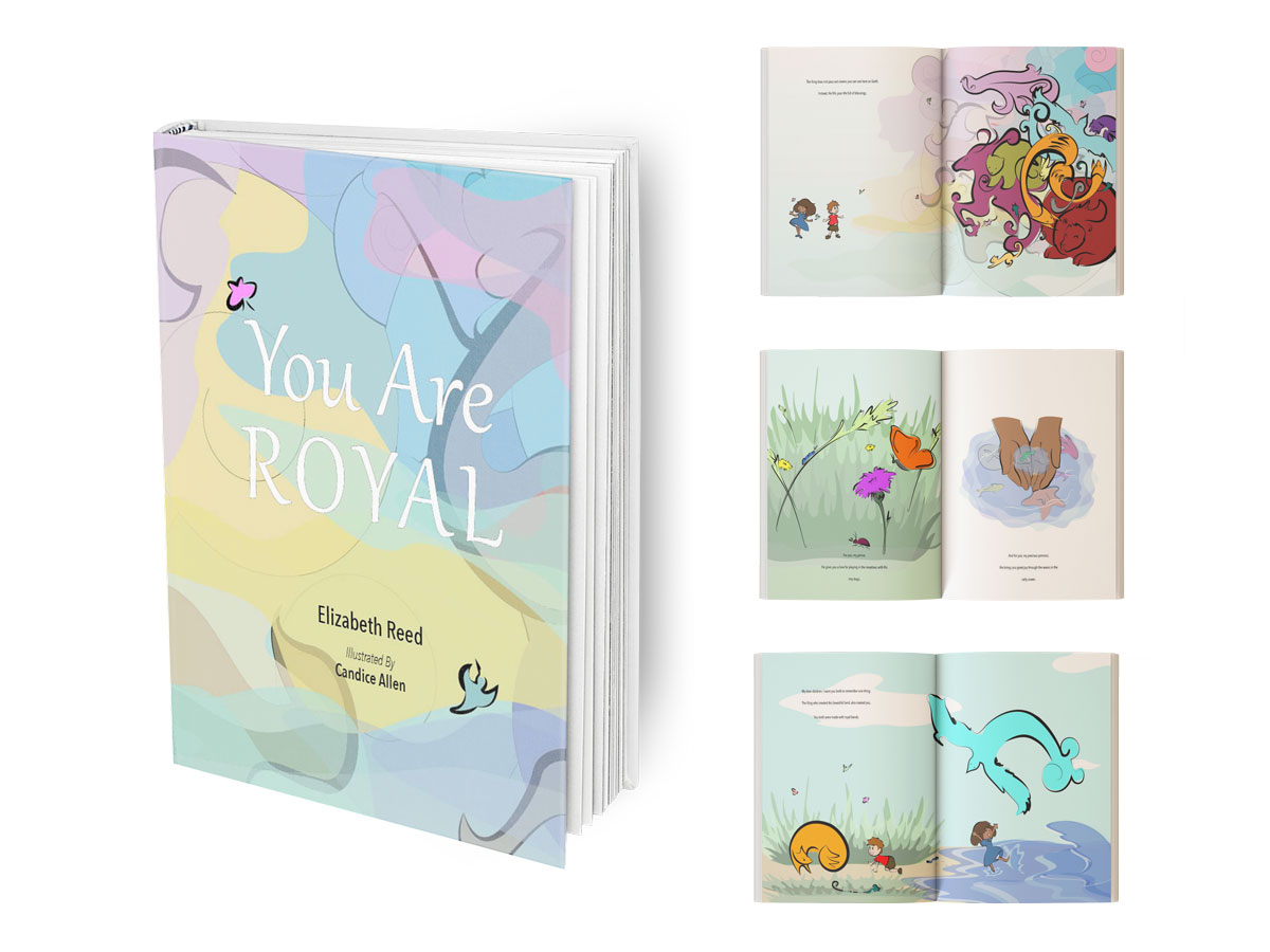 You Are Royal Book