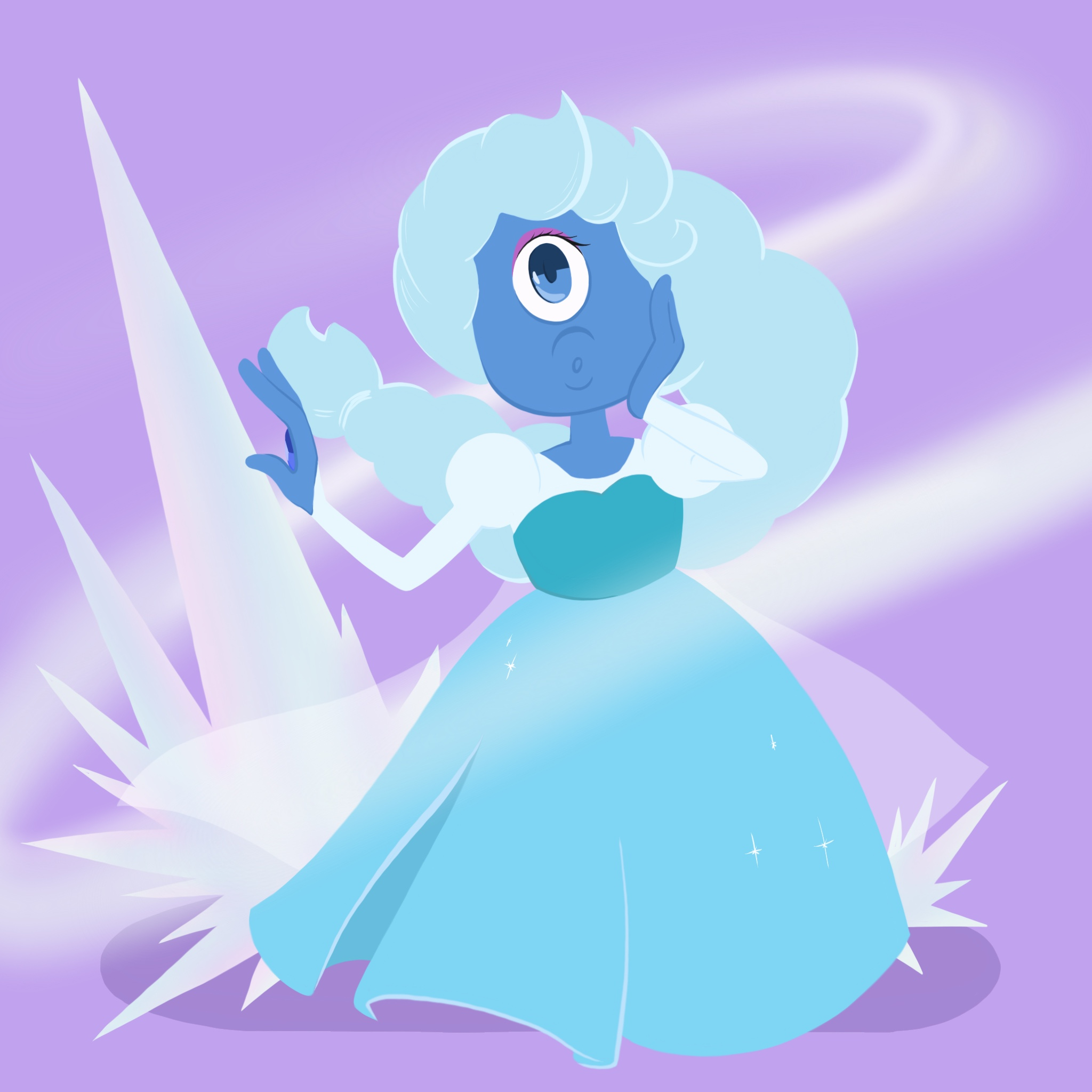 Disney and Steven Universe Mashup