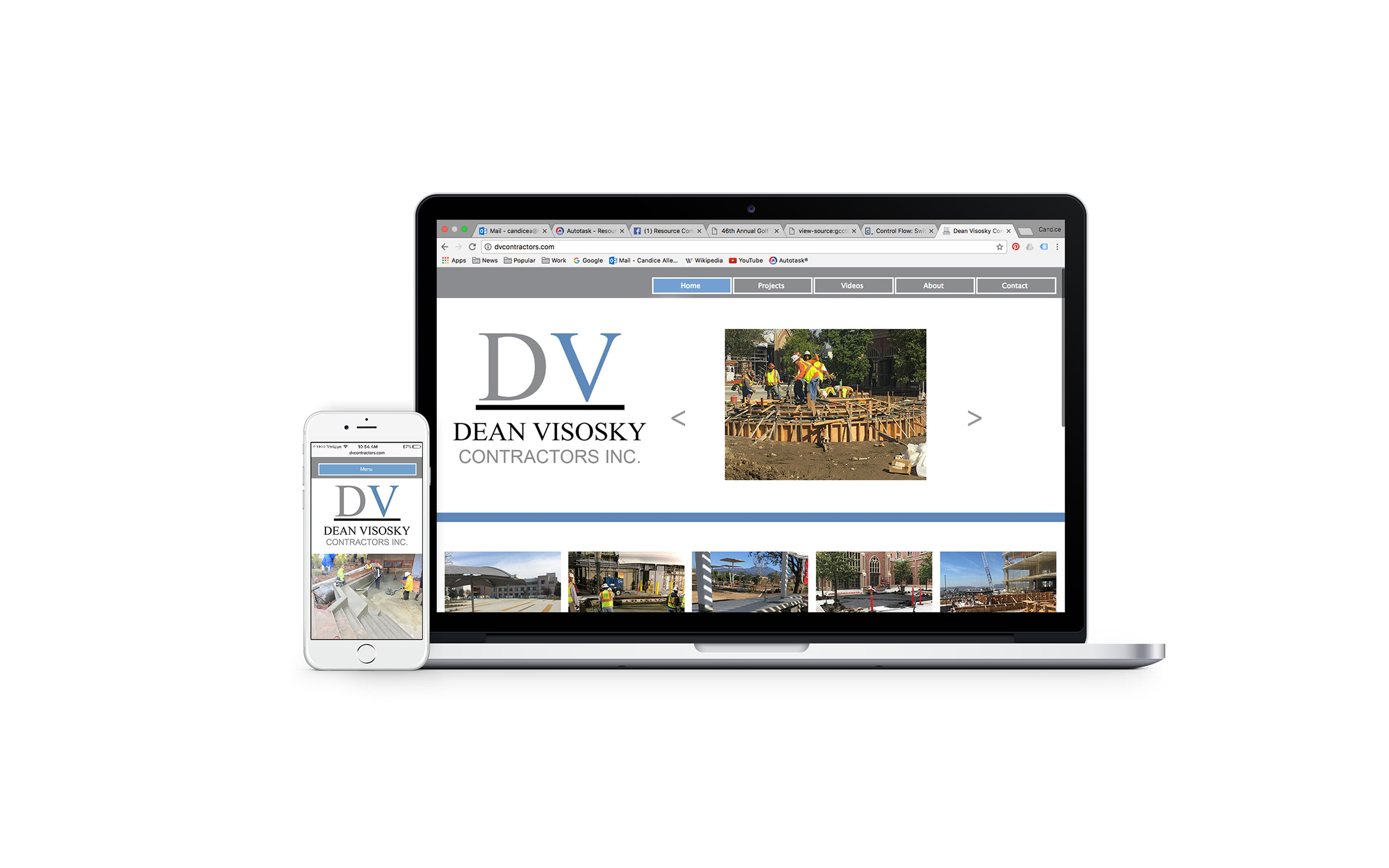 DV Website