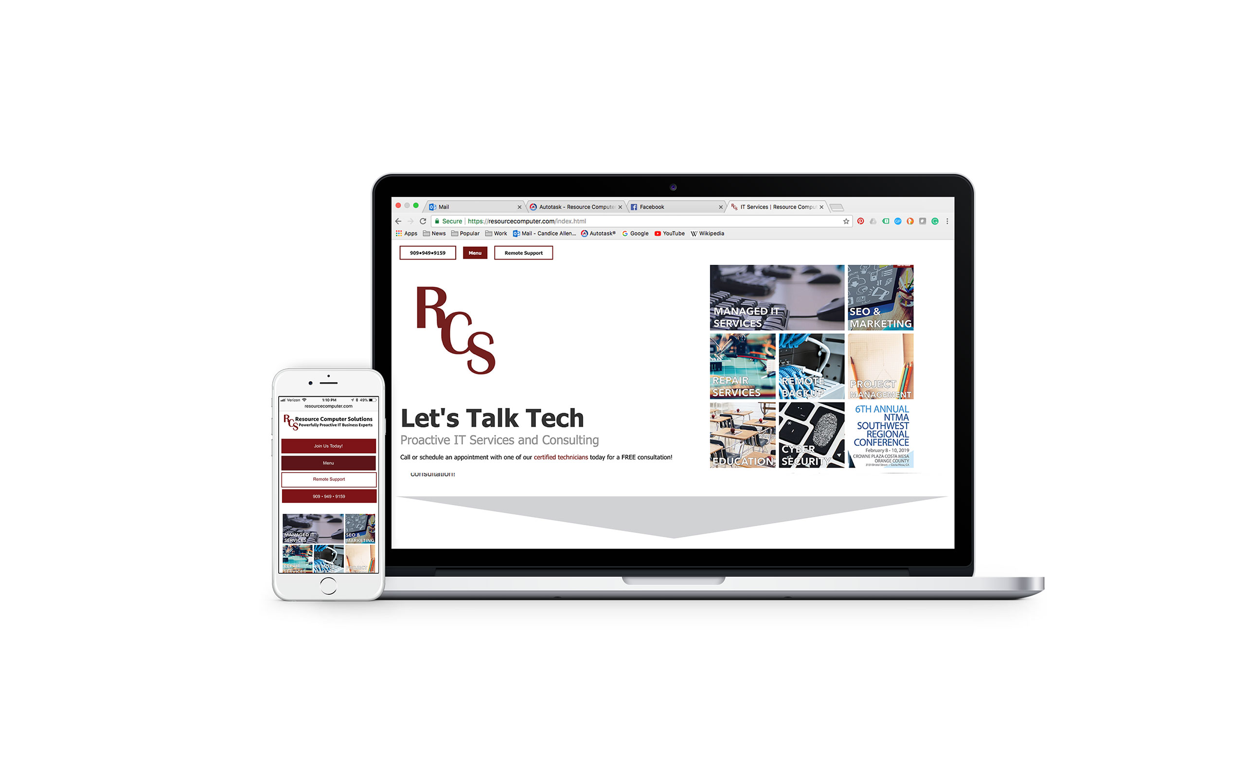 RCS Website