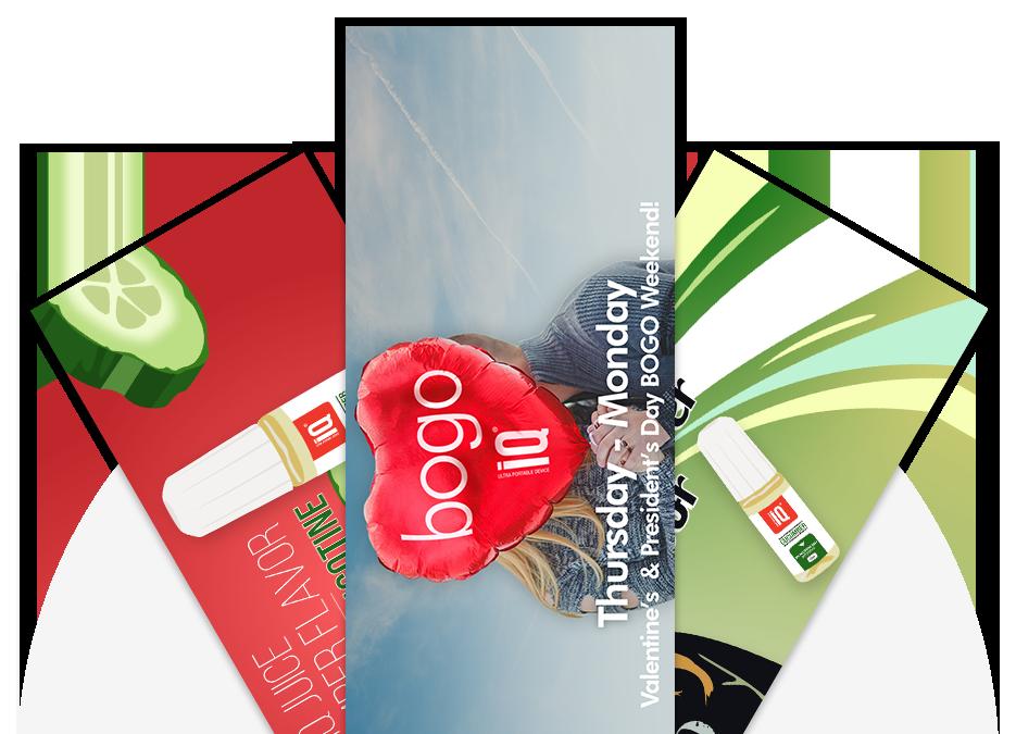 iQ Banners portfolio top image