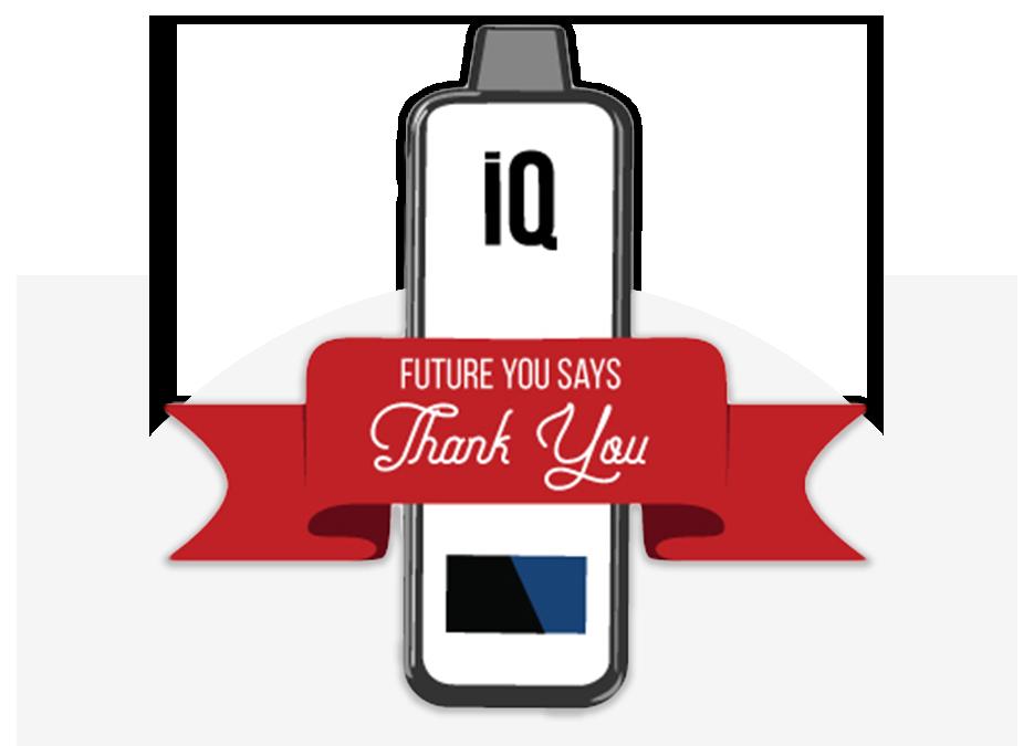 iQ Stickers portfolio top image